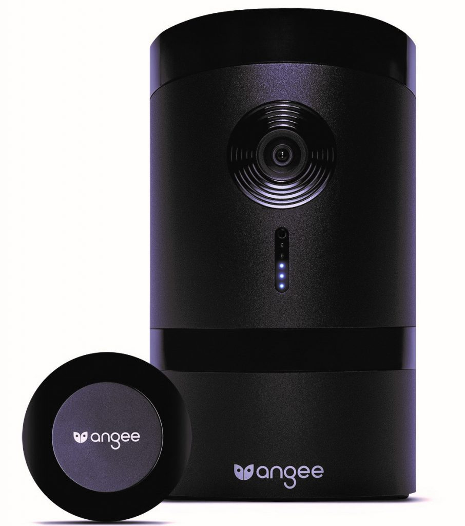 Image of Angee Home Security System