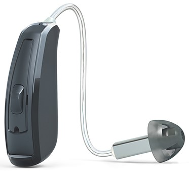 Image of Black ReSound LiNX 3D Hearing Aid