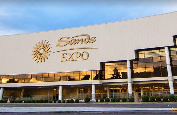 Image of Sands Convention Center in Las Vegas