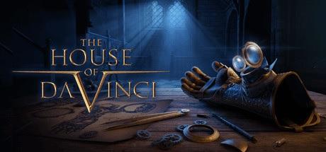 The House of Da Vinci Game Title Screen