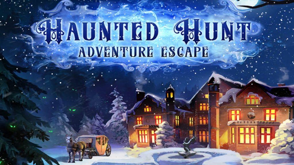 Adventure Escape: Haunted Hunt Title Screen