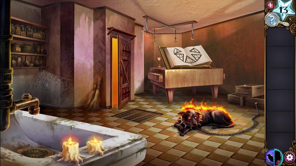 Adventure Escape: Haunted Hunt Cellar Room