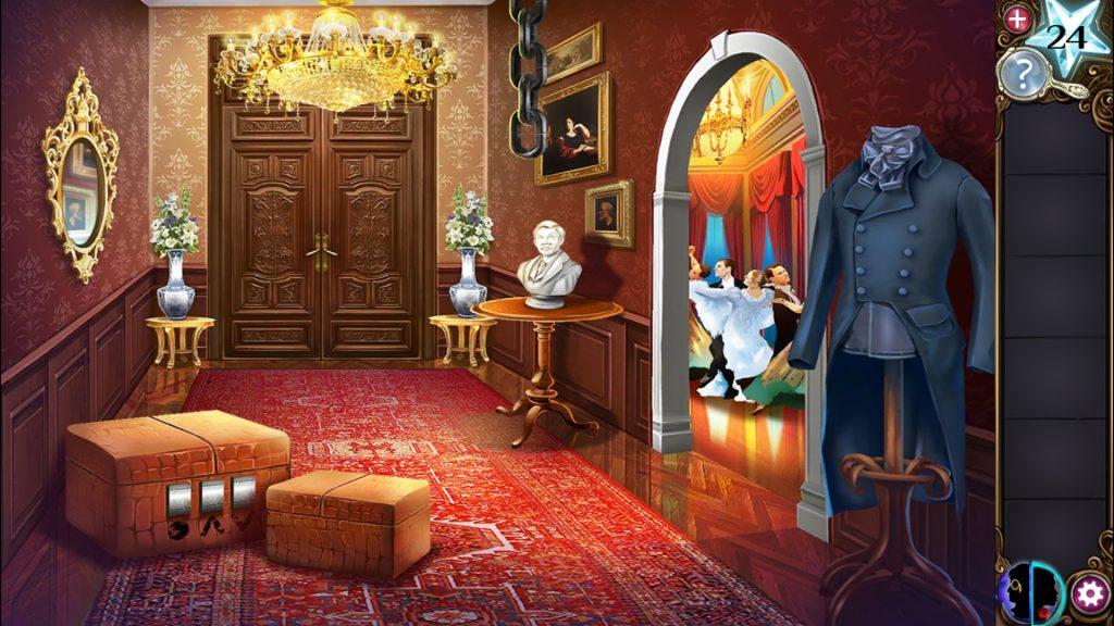 Adventure Escape: Haunted Hunt Ballroom Hallway