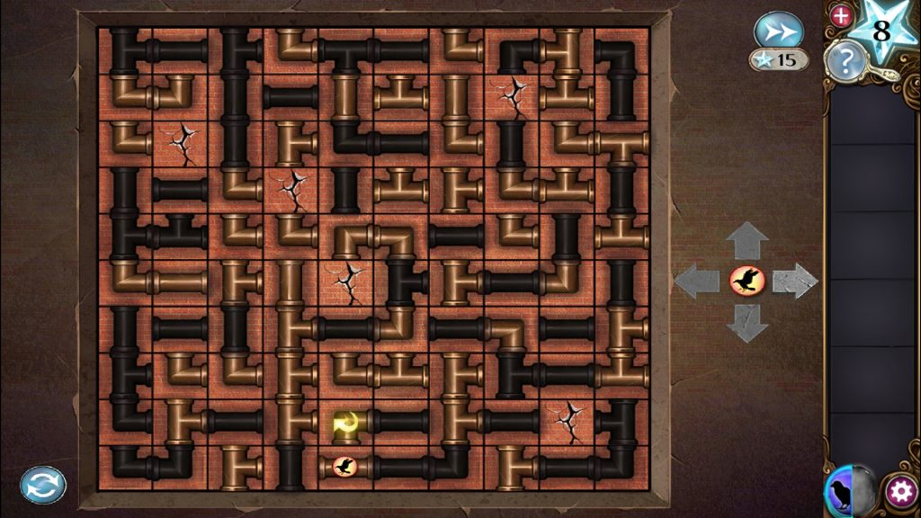 Adventure Escape: Haunted Hunt Pipe Puzzle