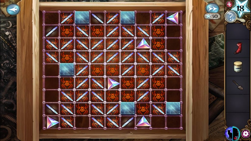 Adventure Escape: Haunted Hunt Mirror Puzzle