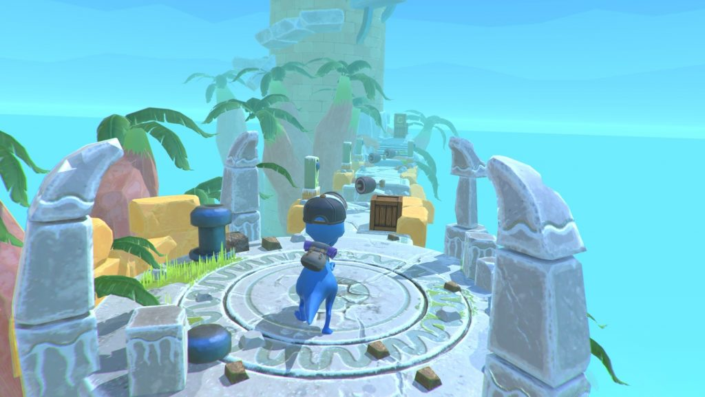 Tiny Hands Adventure Island Temple Run