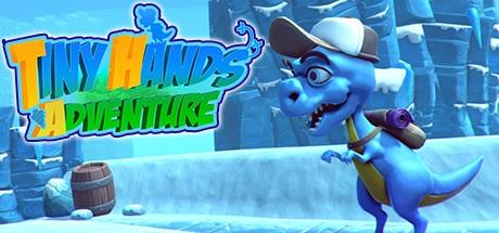 Tiny Hands Adventure Title Screen