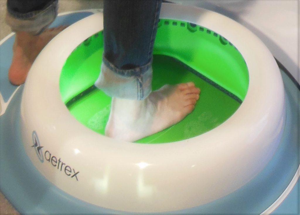 Aetrex Albert Foot Scanner