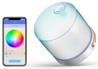 Luci Connect Solar Powered LED Lantern and Control App