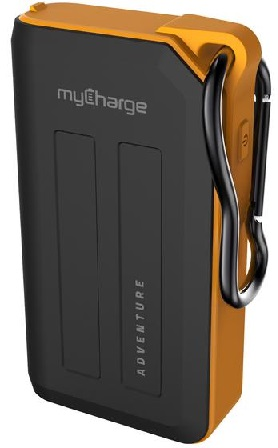 myCharge Adventure Series Rugged Mobile Power Bank