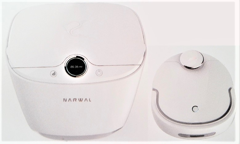 Narwal Vacuuming and Mopping Room Cleaning Robot from GenHigh