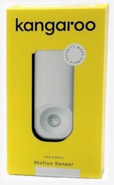 Kangaroo Motion Sensor Home Security Box