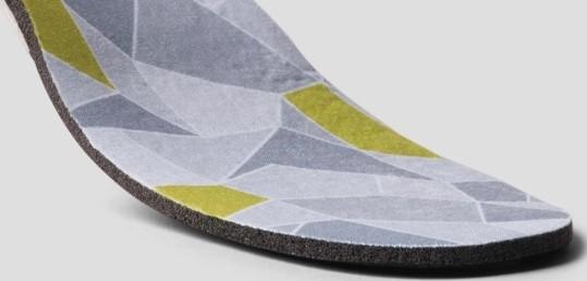Dr. Scholl's Custom Contour 3D Printed Insoles Flexible Foam