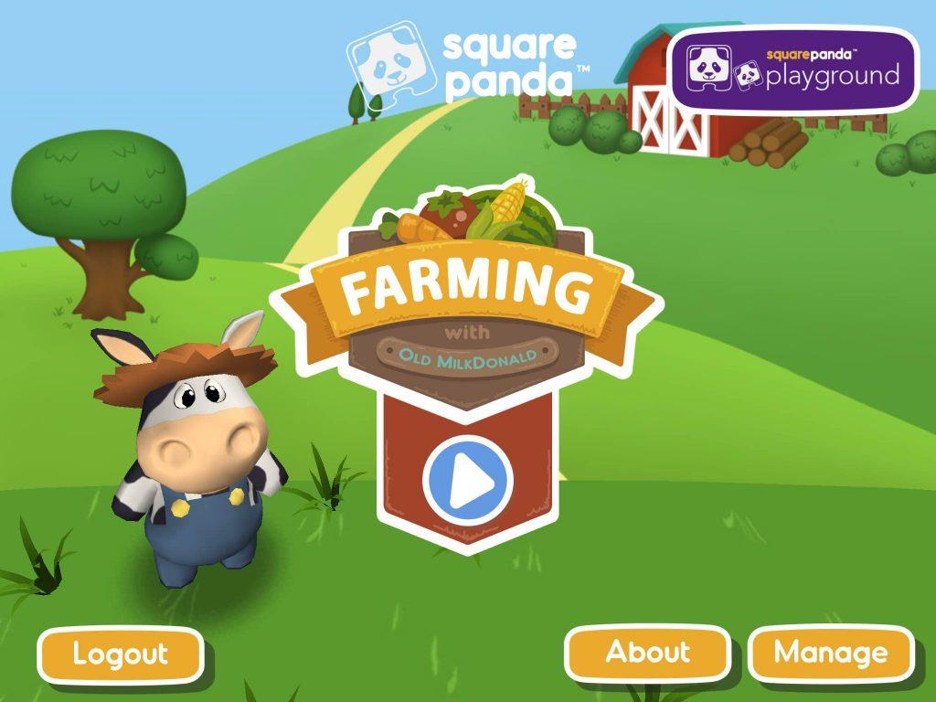 Square Panda Farming