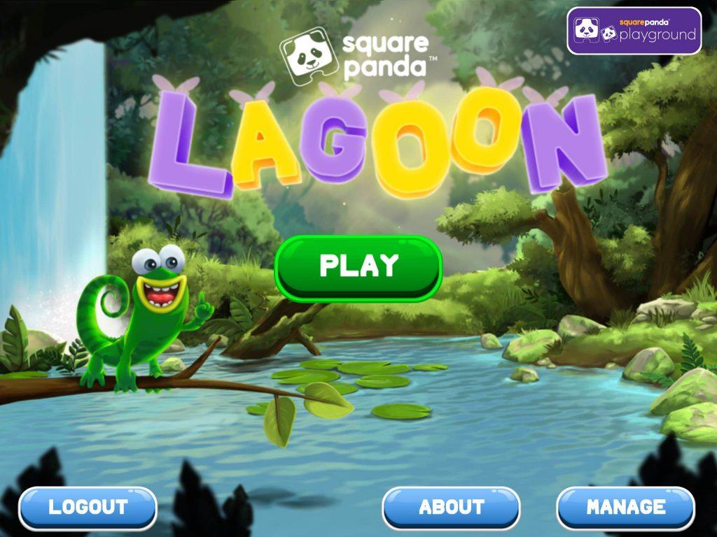 Square Panda Lagoon