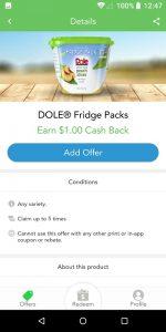 Checkout 51 App Offer Details