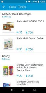 Shopkick App Scan Kicks Items at Target