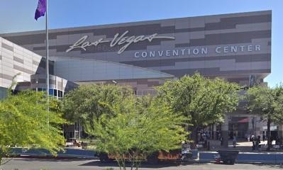 Las Vegas Convention Center Exterior