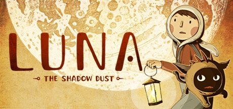 LUNA: The Shadow Dust Game Logo