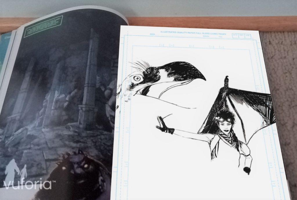 Sonata Cover Art Drawing AR