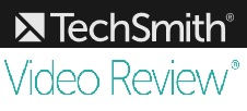 TechSmith Video Review logo