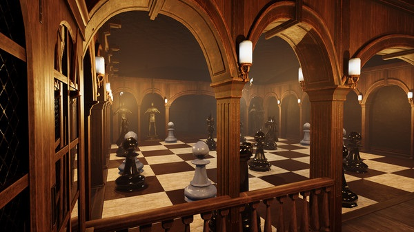 Seven Doors Chessboard Screenshot