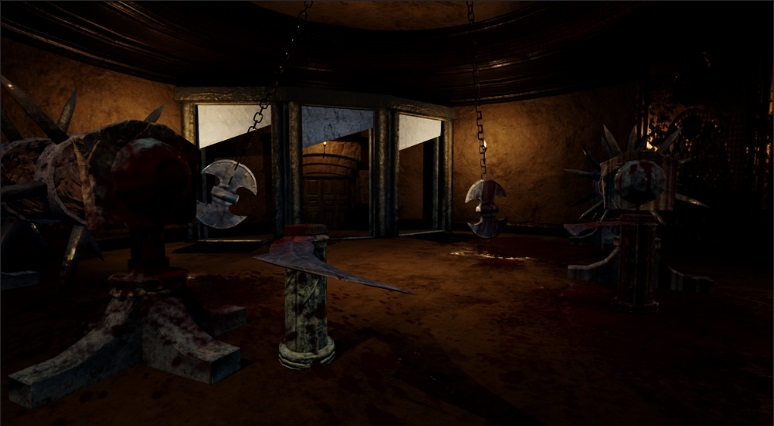 Seven Doors Hall of Fate Screenshot