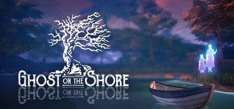 Ghost on the Shore Title Banner