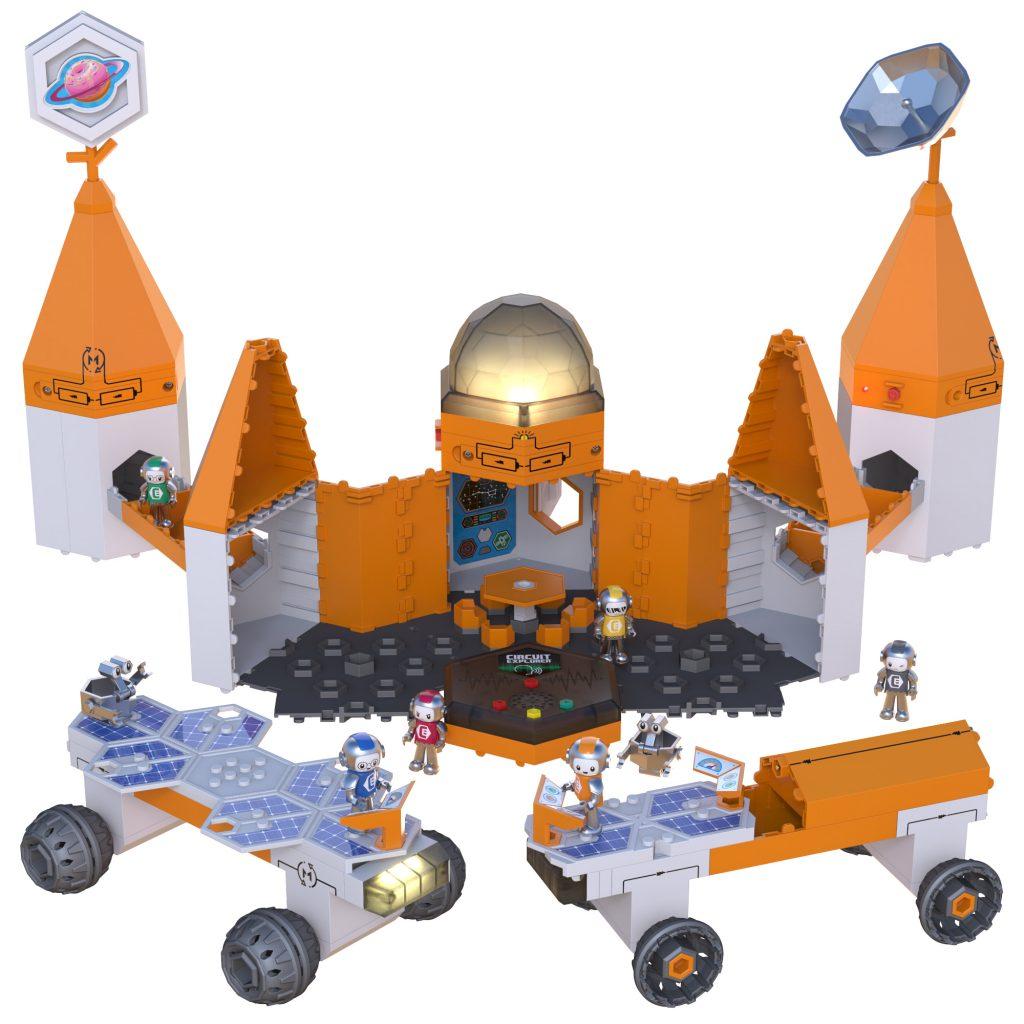 Circuit Explorer Deluxe Base Station