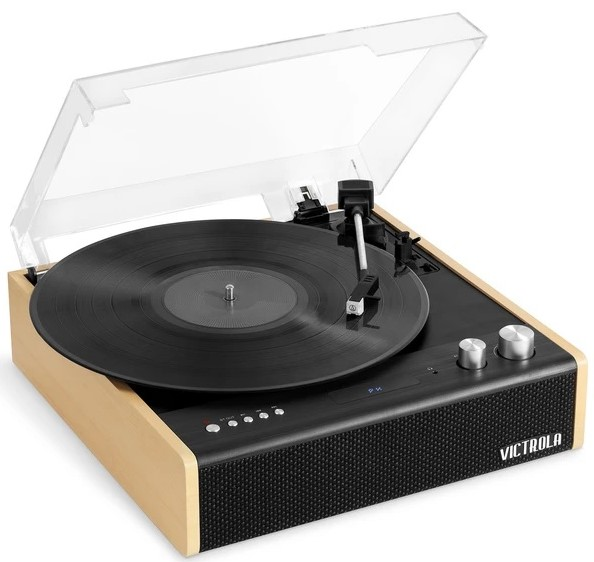 The Eastwood Turntable from Victrola