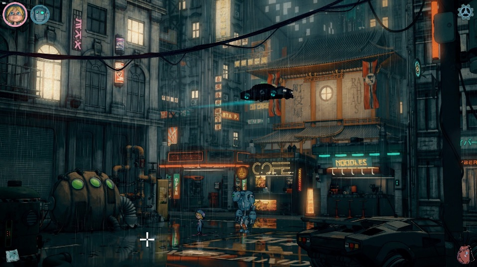 Encodya Business Street Screenshot