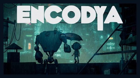 Encodya Title Logo