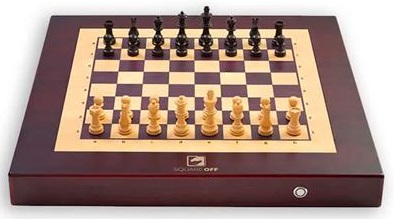 Square Off Kingdom Smart Chess Board