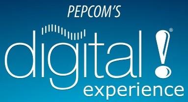Pepcom's Digital Experience Event Logo