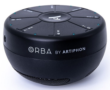 Orba Music Production Hand-held Controller