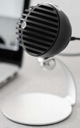 Shure's MV5C Home Office Microphone
