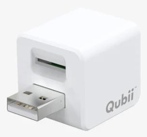 Qubii Mobile Storage Backup