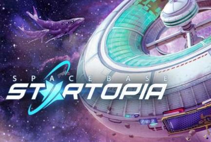 Kalypso Media's Spacebase Startopia Game Logo