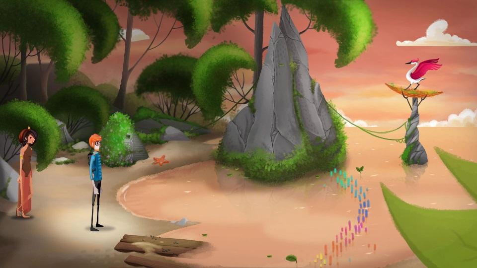 Mutropolis Isis on the Beach Screenshot