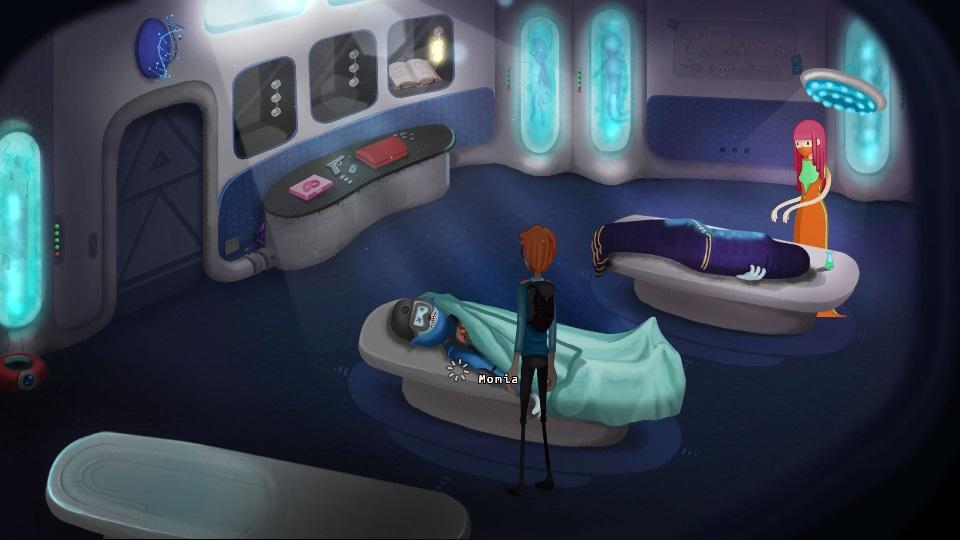 Mutropolis Mummy Lab Screenshot