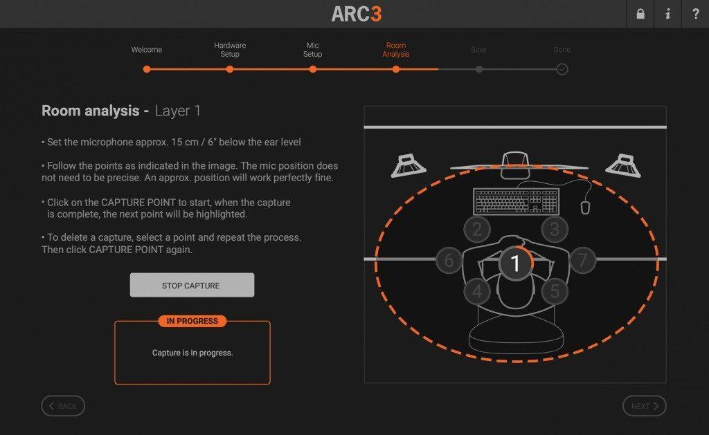 ARC System 3 Room Analysis