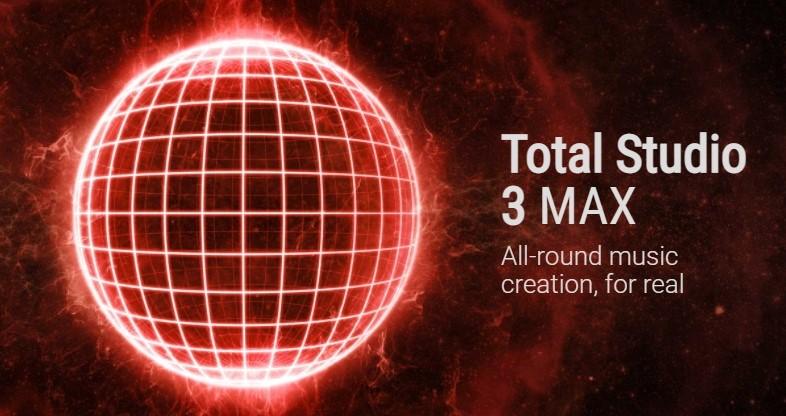 Total Studio 3 MAX Logo