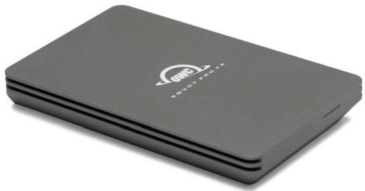 Envoy Pro FX Portable SSD from OWC