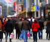 Foot-Traffic to Retail & Restaurants Up 52% Since Start of Year