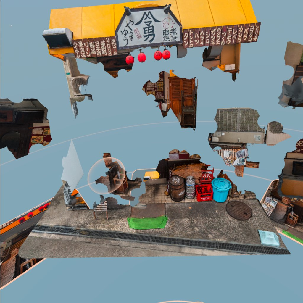 Puzzling Places Game Play Screenshot