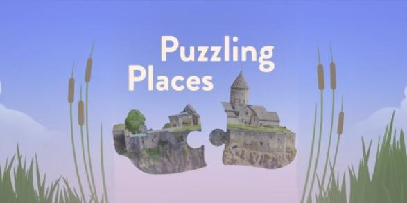 Puzzling Places Logo