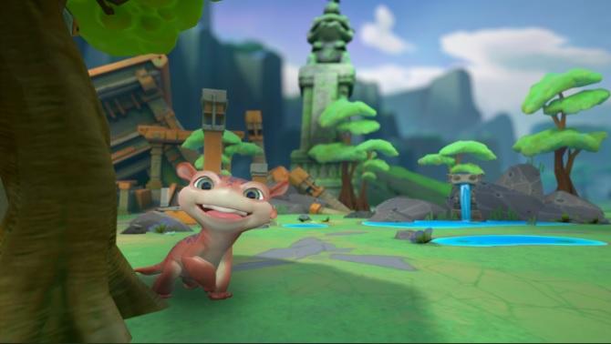 Quest 2 Game Bogo Screenshot