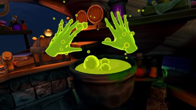 Quest 2 Game Elixir Screenshot